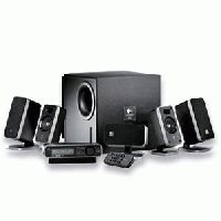 Logitech Z-5450 Digital 5.1 THX Speaker System